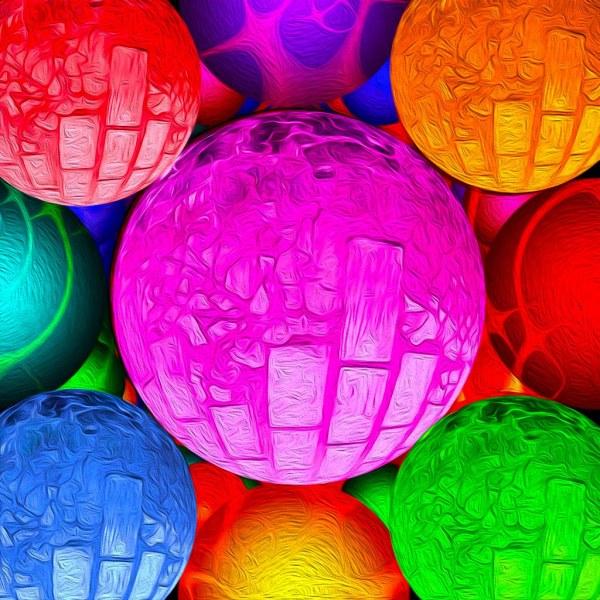 World' Of Rainbow And Ultrafractal