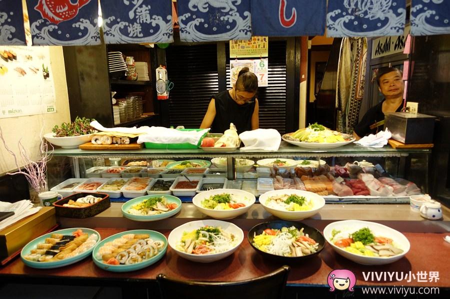 八德美食,大湳日本料理,大菊小吃店,大菊日本料理,大菊菜單,日本料理,桃園美食,生魚片 @VIVIYU小世界