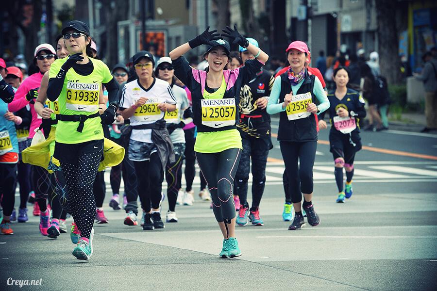 2016.09.18 | 跑腿小妞| 42 公里的笑容,2016 名古屋女子馬拉松 15