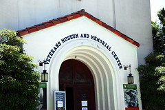Entrance - Veterans Museum and Memorial Center...
