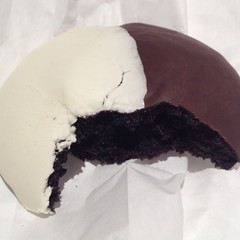 Black and White Cookie @ Martha's Vineyard Gou...