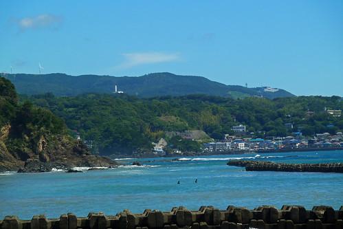 河津町(View at Kawadu-town, Shizuoka, Japan)