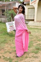 South Actress SANJJANAA Photos Set-7 (9)
