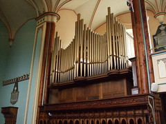 St James' Church Organ, Poole - Dorset.