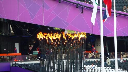Olympic Park London 2012