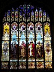 Old testament window