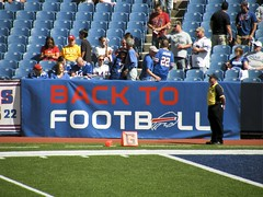 Back to Football in Buffalo