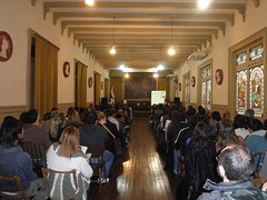 """Simposio: """"Las lecturas"""" / Symposium: """"Readings"""" • <a style=""""font-size:0.8em;"""" href=""""http://www.flickr.com/photos/52183104@N04/8043642934/"""" target=""""_blank"""">View on Flickr</a>"""