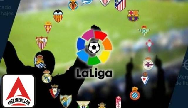 #Bola: Potensi Geliat Transfer 20 Klub La Liga