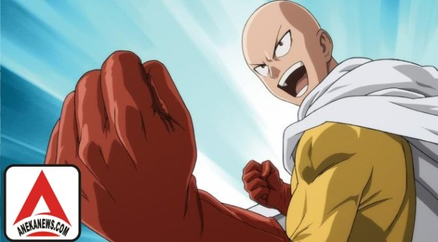#Gosip Top :September, Blockbuster Anime One Punch Man Tayang di Animax