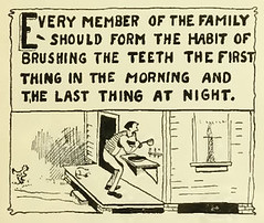 Every member of the family should form the hab...