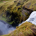 Falling in Iceland