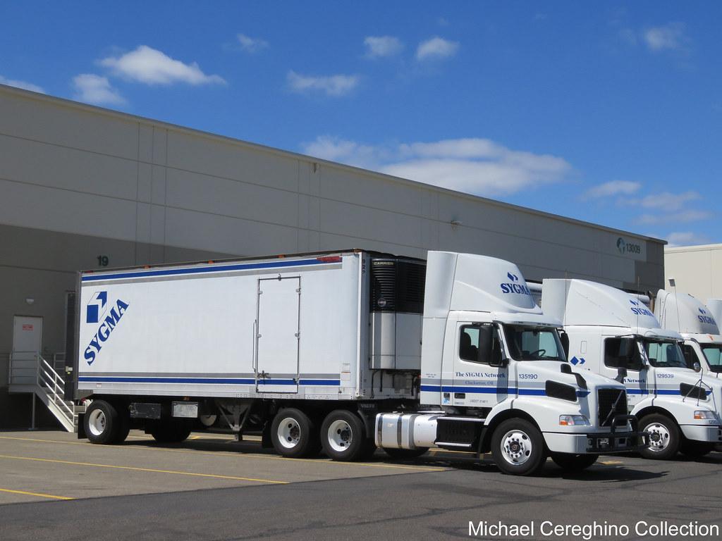 sygma trucking