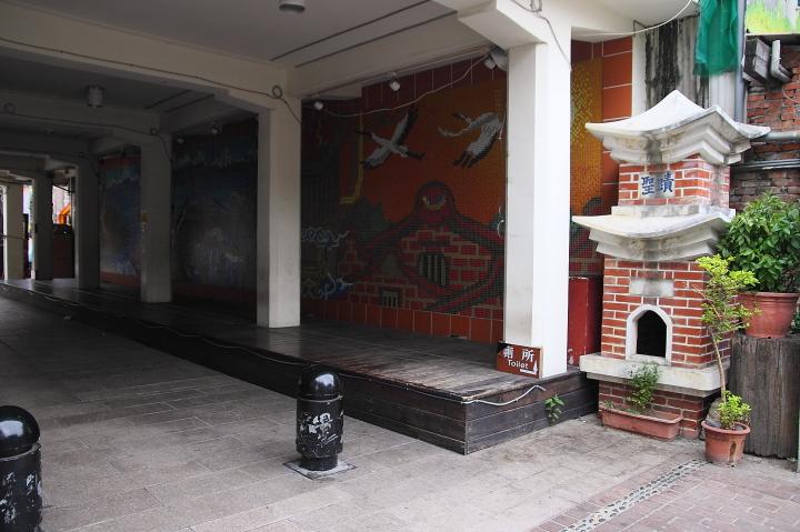 2012國民旅遊D2鹿港老街(後車巷,餓鬼埕,鹿港隘門,石敢當)0010