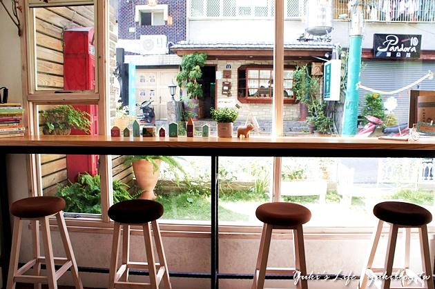 [臺中食記]*《時光咖啡》東海藝術街發呆品咖啡 ~ 可愛的雜貨風格 - Yuki's Life