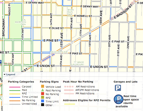 You can park on Capitol Hill | CHS Capitol Hill Seattle