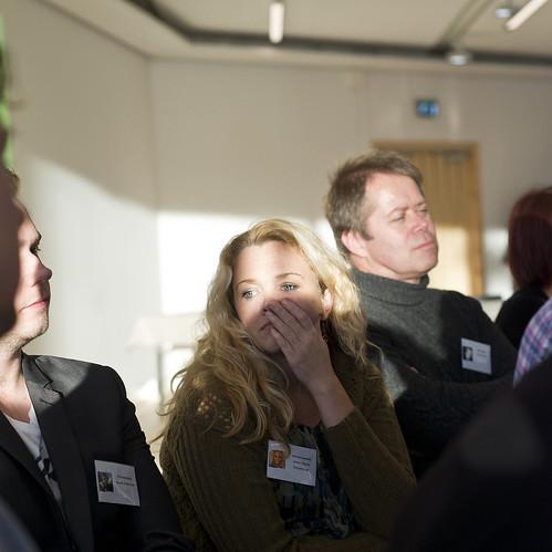 Workshop at #swedentweetup by arkland_swe, on Flickr