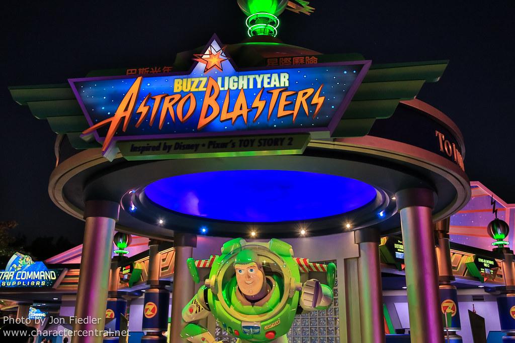 Resultado de imagem para Buzz Lightyear Astro Blasters