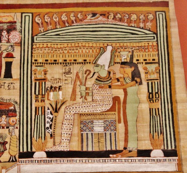 Ancient Egyptian Culture And Traditions - Year of Clean Water