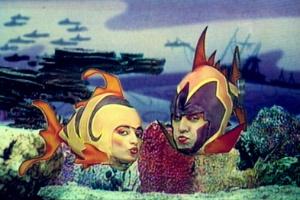 """Precursor de Bob Esponja e Nemo, """"Glub Glub"""" completa 25 anos"""