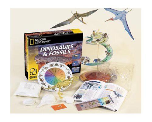 Nat Geo Dinosaur Fossils