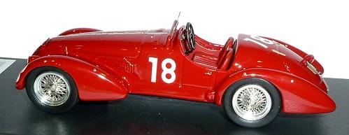 Alfa Model43 Alfa 6C2900 Targa Abruzzo 1939 (3)