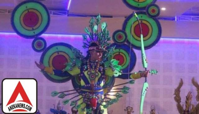 #Style: Mahasiswa Ini Ketagihan Ikut Jember Fashion Carnaval