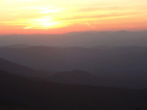 Mt. Garfield Sunset View