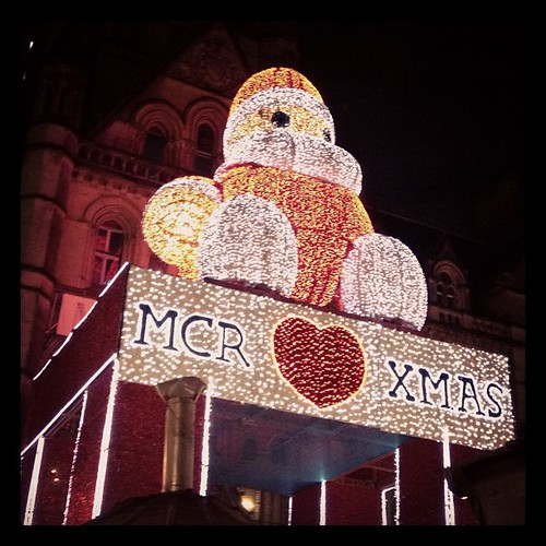 Today is all about...the German markets...