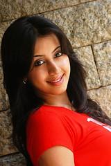 South Actress SANJJANAA Photos Set-4 (19)