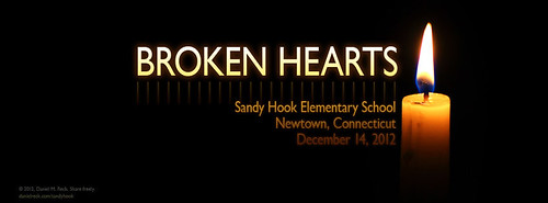 Broken Hearts - Facebook Cover Tribute