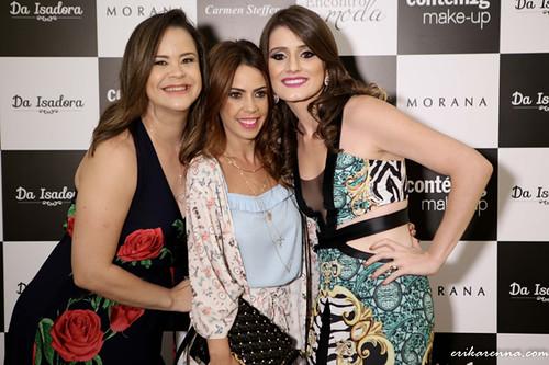 Érica, Bruna e Vanessa
