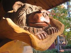 The Log Den