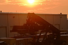 Bagram sunrise