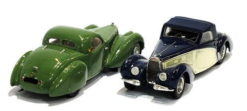 Minichamps Mullin Bugatty Typ57C e Aravis 1939