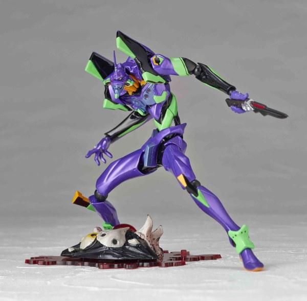 Revoltech Eva 6 Toy People