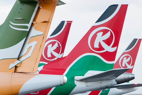 Kenya Airways returns regional flights handling to Unit 1