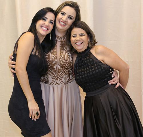 Grazi, Maria Angélica e Beatriz