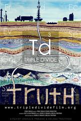 Triple Divide Santino Poster