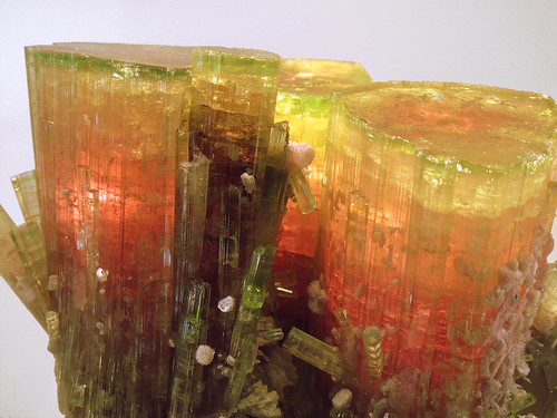 Tourmaline from Afghanistan, Detail