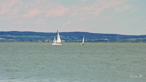 Sailboats Vitorlások