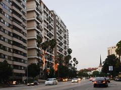 Wilshire Boulevard, Westwood, Los Angeles