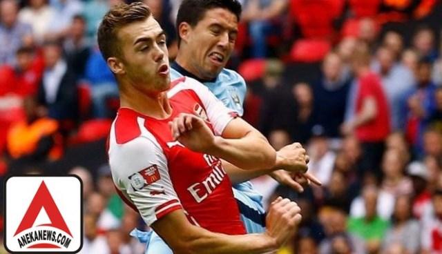 #Bola: Datangkan Mustafi, Arsenal Buang Bek Mudanya