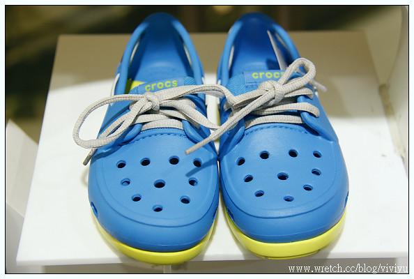 [活動]crocs卡駱馳2013春夏發表會~免費雙人新加坡 4天3夜Crocs帆船之旅假期 @VIVIYU小世界