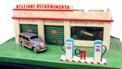 Marchesini Topolino con Garage