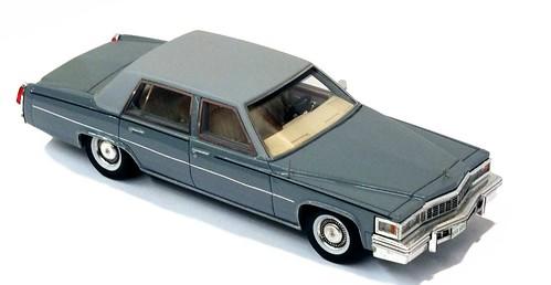 Premium X Cadillac De Ville 1977