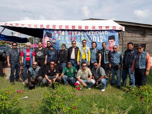 Landak Ride 9 March 2013