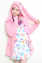 """Wooser-sama Knit Hoodie2 • <a style=""""font-size:0.8em;"""" href=""""http://www.flickr.com/photos/66379360@N02/8572778043/"""" target=""""_blank"""">View on Flickr</a>"""