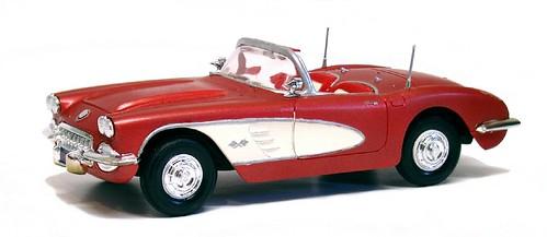 18 MPC 59 Corvette