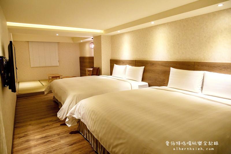 嘉義住宿飯店.蘭桂坊花園酒店